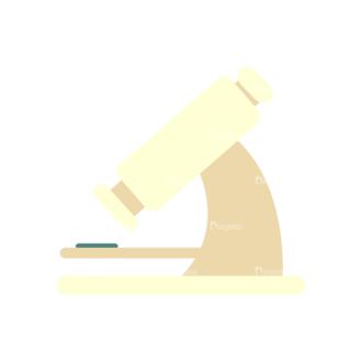 Pharmacist Vector Microscope Clip Art - SVG & PNG vector