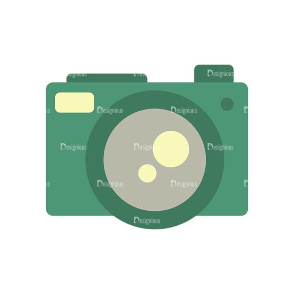 Photographer Vector Camera 1