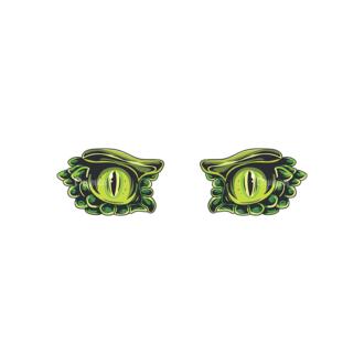 Predator Eyes Vector 1 4 Clip Art - SVG & PNG vector