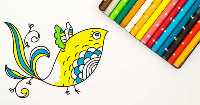 38 Free Coloring Pages 2