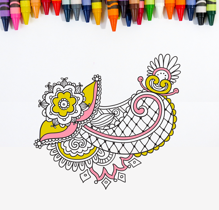 38 Free Coloring Pages 6