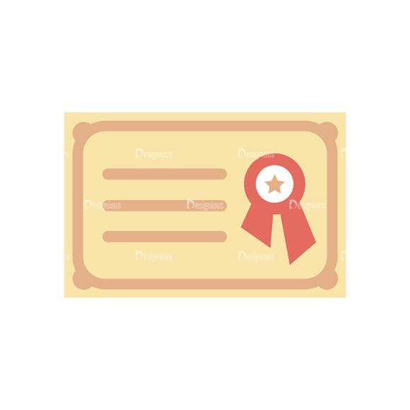 Professor Vector Certificate 1