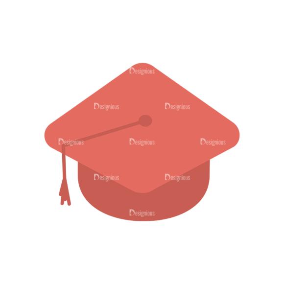 Professor Vector Graduation Cap 1
