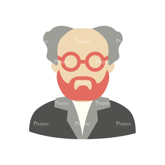 Professor Vector Professor 1