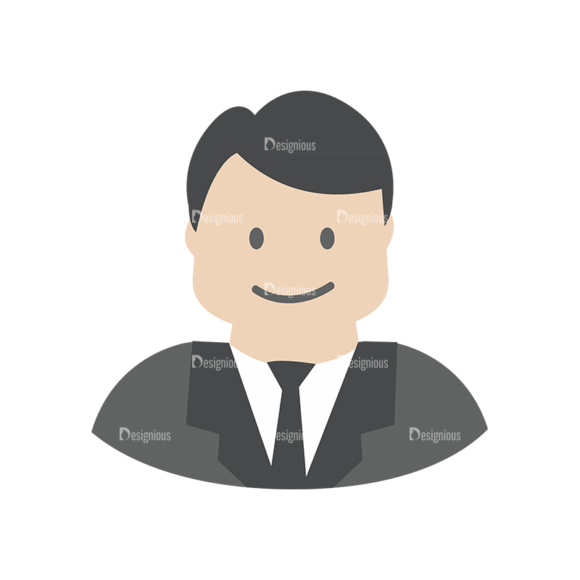Real Estate Agent Vector Agent 1