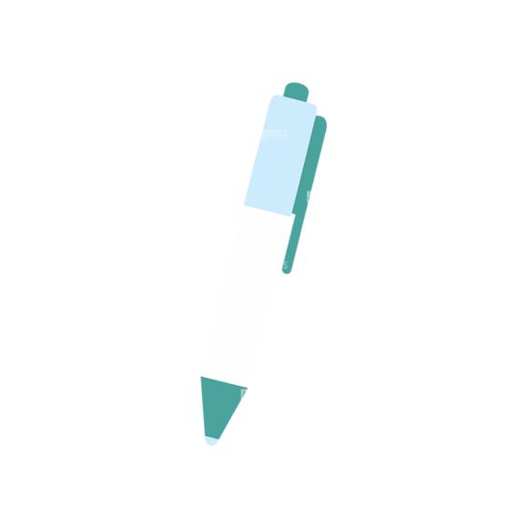 Real Estate Agent Vector Pen 1
