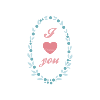 Romantic Labels And Ribbons Vector Set 2 Vector Label 11 Clip Art - SVG & PNG vector