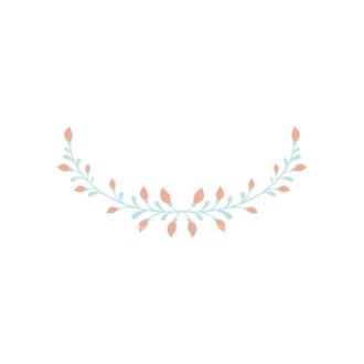Romantic Labels And Ribbons Vector Set 2 Vector Ornament 07 Clip Art - SVG & PNG vector