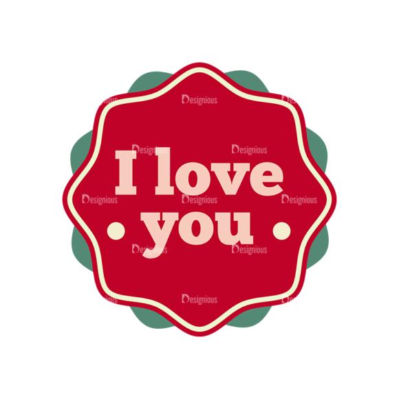 Romantic Vector Set 19 Vector I Love You romantic vector set 19 vector i love you