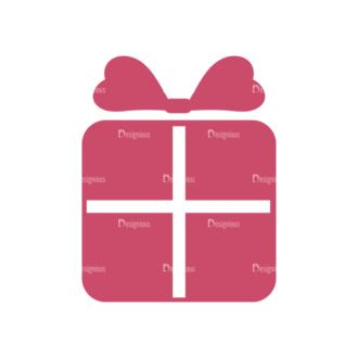 Romantic Vector Set 2 Vector Gift Clip Art - SVG & PNG vector