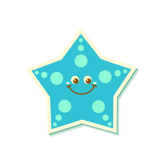 Sea Creatures Vector 5 Vector Star Fish 05 1