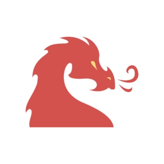 Shanghai Vector Dragon Clip Art - SVG & PNG vector