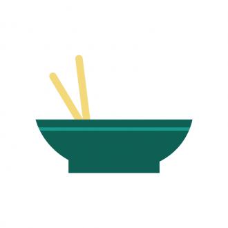Shanghai Vector Food Clip Art - SVG & PNG vector