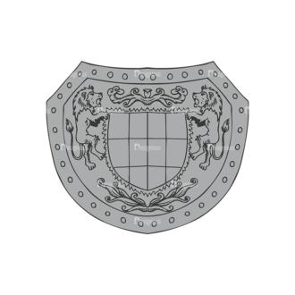 Shield Vector 1 1 Clip Art - SVG & PNG vector