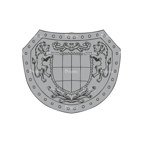 Shield Vector 1 1 1