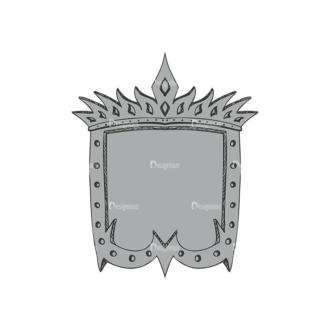 Shield Vector 1 11 Clip Art - SVG & PNG vector
