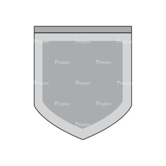 Shield Vector 1 5 Clip Art - SVG & PNG vector