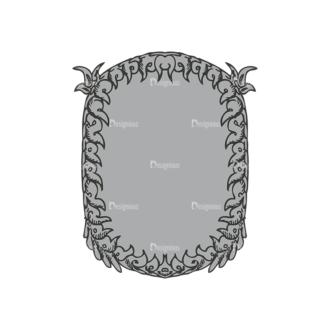 Shield Vector 1 8 Clip Art - SVG & PNG vector