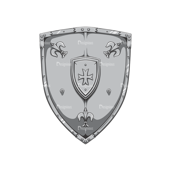 Shield Vector 2 1 1