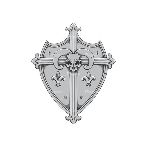 Shield Vector 2 10 1