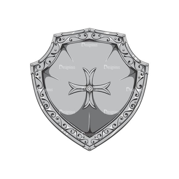 Shield Vector 2 2 1