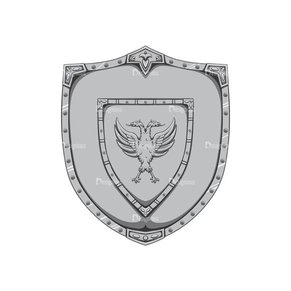 Shield Vector 2 5 1