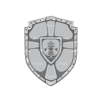 Shield Vector 2 7 Clip Art - SVG & PNG vector