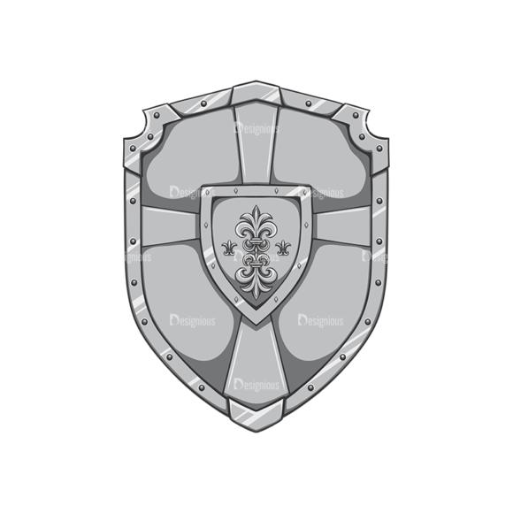 Shield Vector 2 7 1