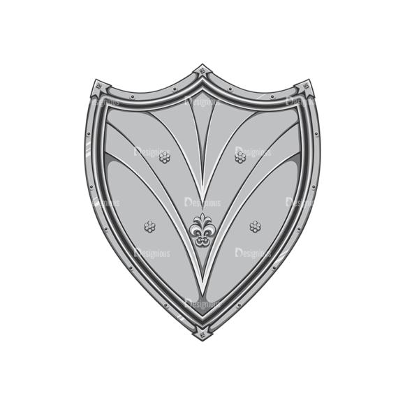 Shield Vector 2 8 1