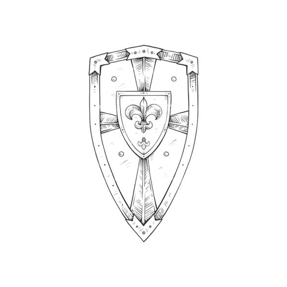 Shield Vector 3 2 1