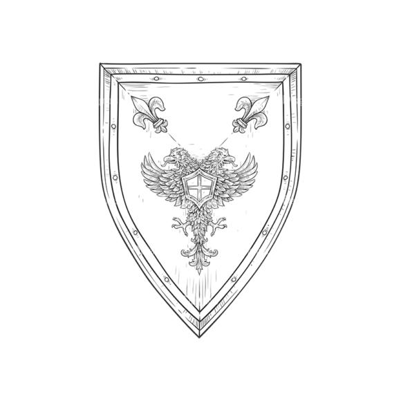 Shield Vector 3 3 1