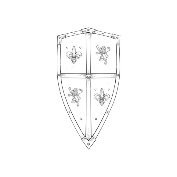 Shield Vector 3 5 1