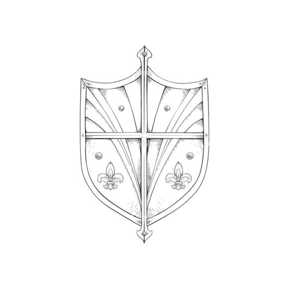 Shield Vector 3 8 1