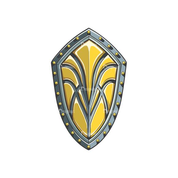 Shield Vector 4 1 1