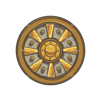 Shield Vector 4 2 Clip Art - SVG & PNG vector