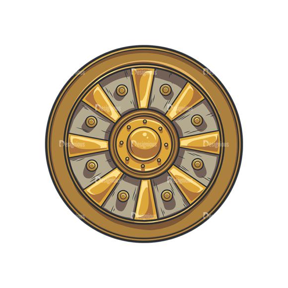 Shield Vector 4 2 1