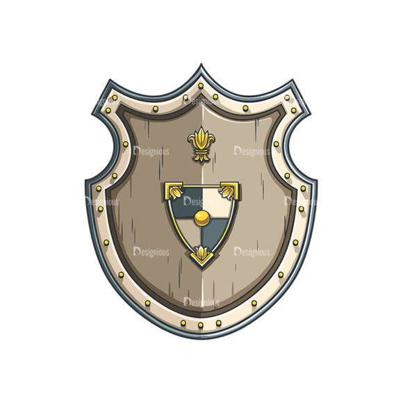 Shield Vector 4 3 1