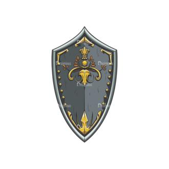 Shield Vector 4 4 Clip Art - SVG & PNG vector