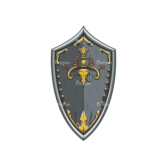 Shield Vector 4 4 1
