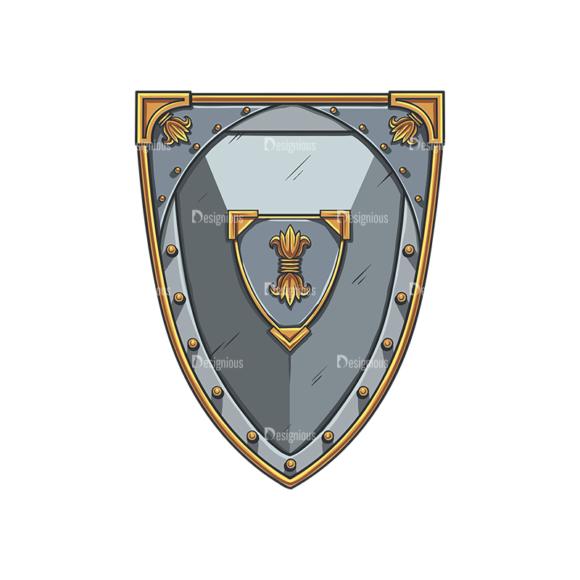 Shield Vector 4 6 1
