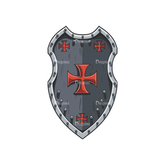 Shield Vector 5 1 1