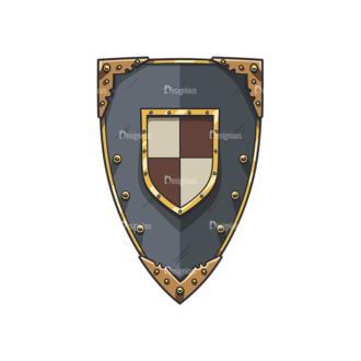 Shield Vector 5 2 Clip Art - SVG & PNG vector