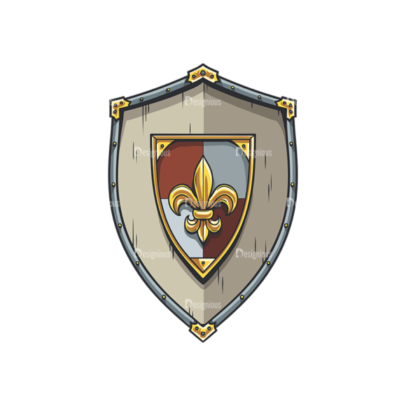 Shield Vector 5 4 1