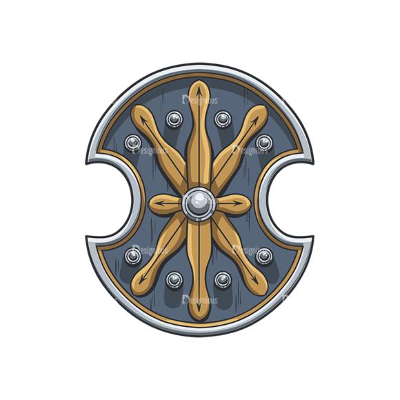 Shield Vector 5 5 1