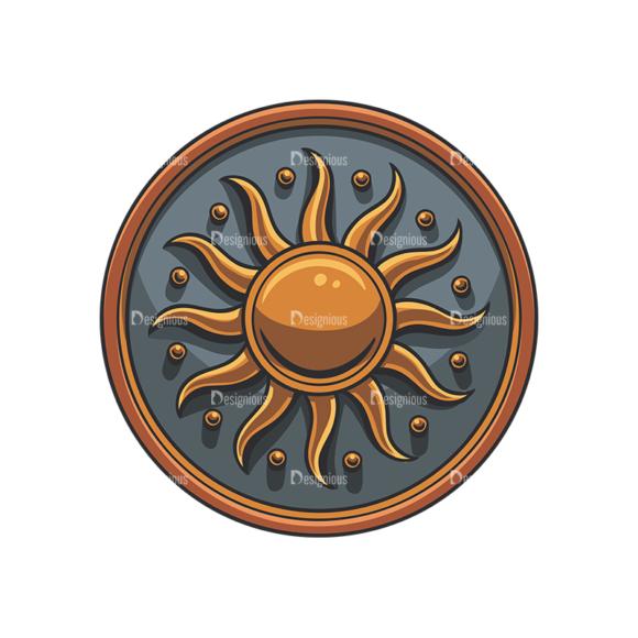 Shield Vector 5 6 1