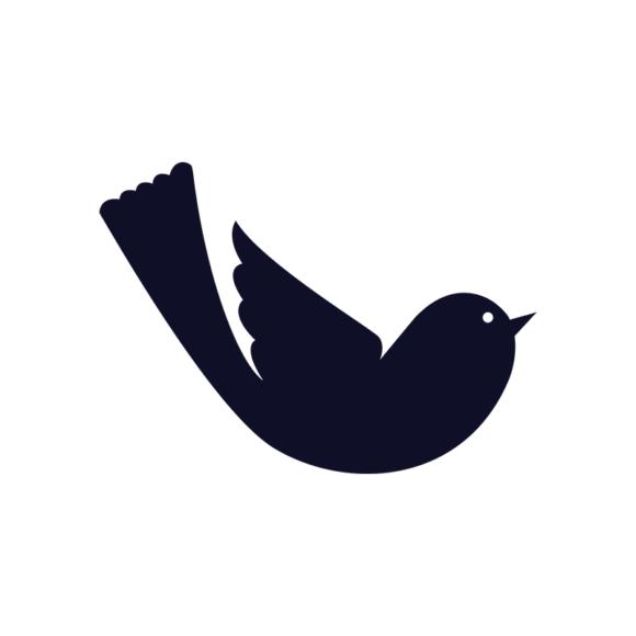 Simple Flat Birds 1 Vector Bird 10 1
