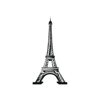 Simple Flat Buildings Set 1 Vector Tower 11 Clip Art - SVG & PNG vector