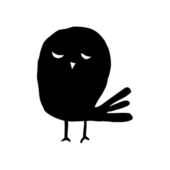 Small Birds 7 Vector Small Bird 01 1