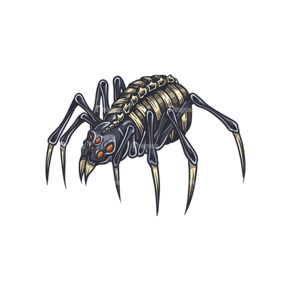 Spiders Vector 1 4 5