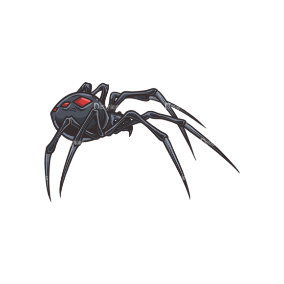 Spiders Vector 1 5 spiders vector 1 5 preview